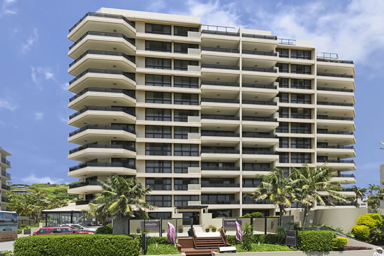 Clubb Coolum apartments