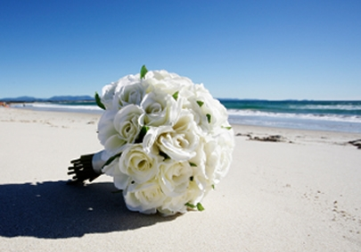Coolum Beach weddings